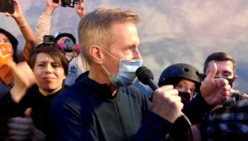 Portland Mayor Tear Gassed After Speaking With Protesters On Presence Of Federal Agents