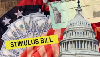 New Stimulus Package Expected Today — $1,200 Second Stimulus Checks, Unemployment Benefits May Be Included