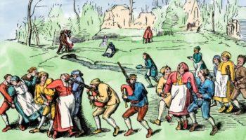 The Bizarre Dance Epidemic Of Summer 1518 (2018)