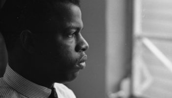 'He Did Not Believe In Giving Up': Remembering A Friendship With John Lewis