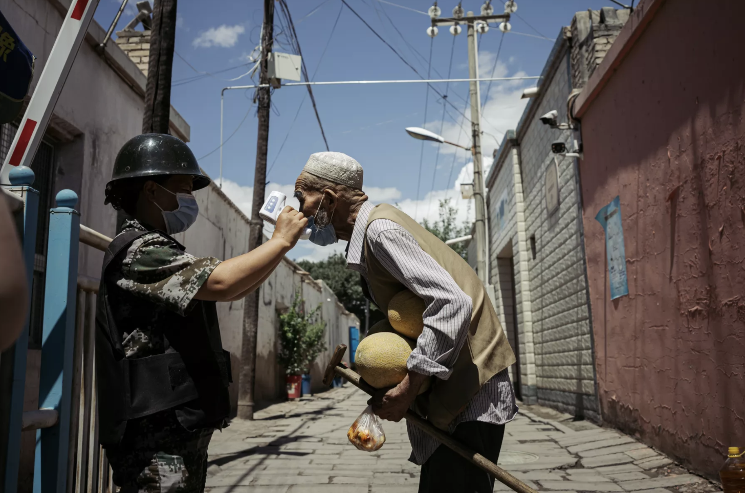 Concentration Camps And Forced Labor: China's Repression Of The Uighurs, Explained
