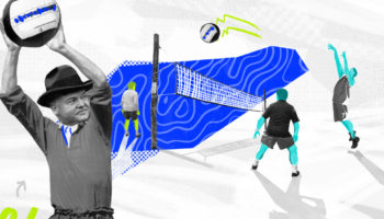 Hooverball: The Sport Invented To Stop The President Getting Fat