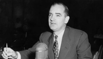 Joseph McCarthy And The Force Of Political Falsehoods
