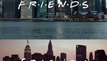 Some Guy Found A Way To Uncannily Recreate The 'Friends' Intro Using Only Stock Footage