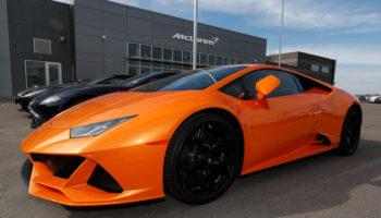 Florida Man Took Coronavirus Aid And Bought A Lamborghini, Officials Say
