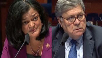 Rep. Pramila Jayapal Calls Out AG Barr's Hypocrisy Over Uneven Protest Response In Fiery Exchange