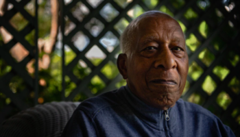 At 88, He Is A Historical Rarity — The Living Son Of A Slave