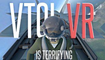 This 'VTOL VR' Combat Flight Simulator Is Astoundingly Realistic