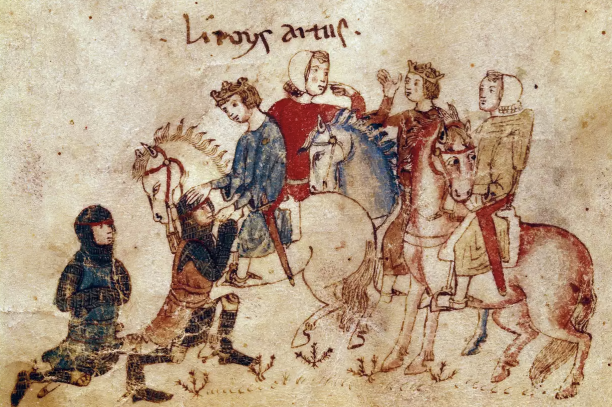 King Arthur: Five Men Who Made Up The Legendary Dark Ages King