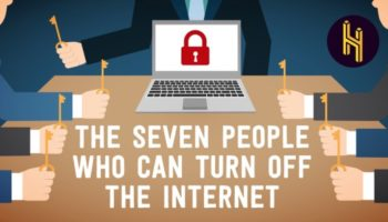 Here Are The Seven People Who Have The Power To Switch Off The Internet