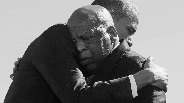Read Barack Obama's Eulogy For John Lewis