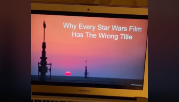 This Is Why Every Star Wars Movie Has The Wrong Title