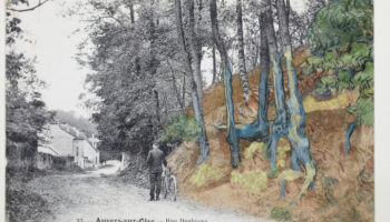 Researchers Used A Century-Old Postcard To Determine Where Van Gogh Made His Last Painting