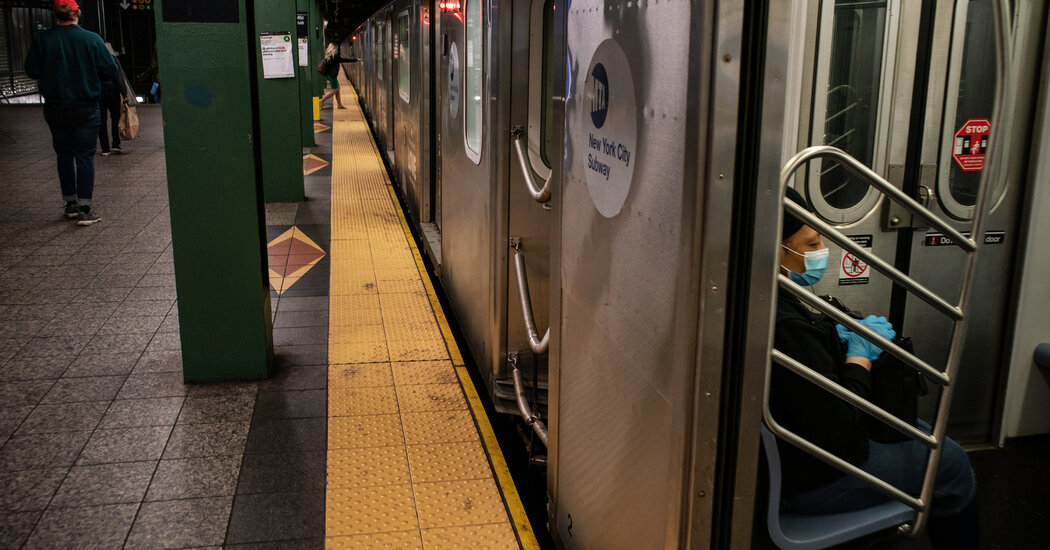 Is The Subway Risky? It May Be Safer Than You Think