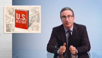 John Oliver Breaks Down What's Wrong With American Schools' Teaching Of Race
