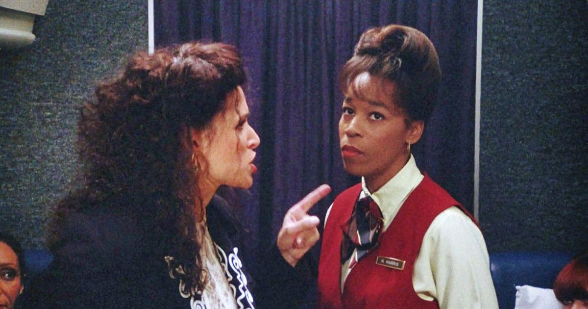 When Black People Appear On 'Seinfeld'