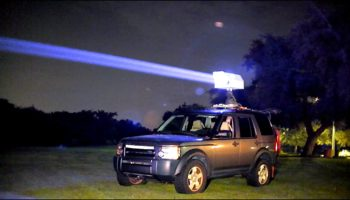 This Is Why You Shouldn't Play Around With A 200-Watt Laser