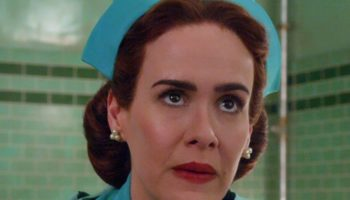 Sarah Paulson Is The Iconic 'One Flew Over The Cuckoo's Nest' Villain In Trippy 'Ratched' Trailer