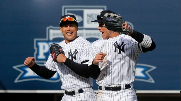 The Yankees Finally Have The Dynamic Duo They Wanted