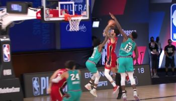 ESPN Reporter Doris Burke Dunks On Ex-Husband During Pelicans-Grizzlies Game