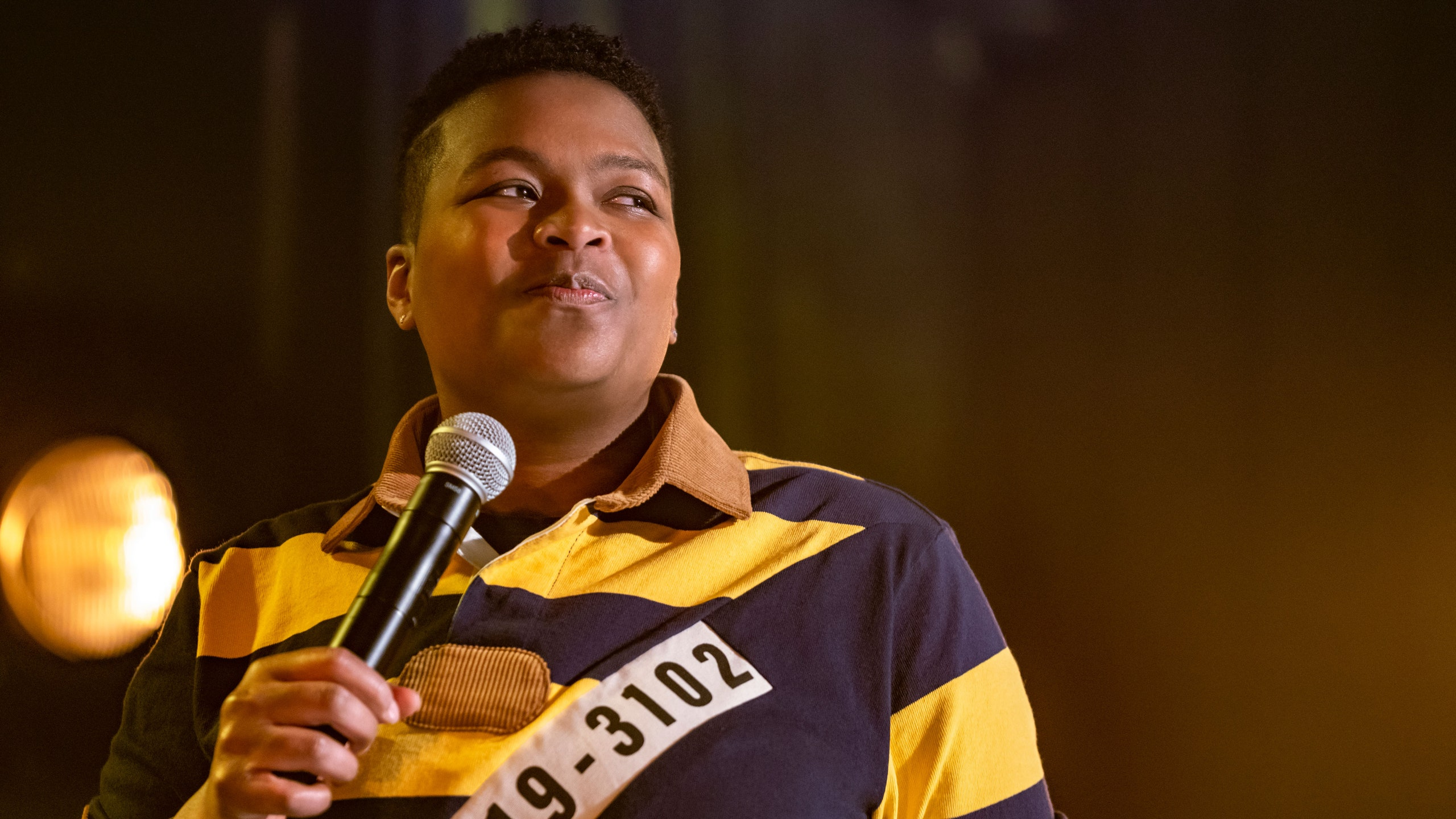 Three Jokes That Made Comedian Sam Jay's Career