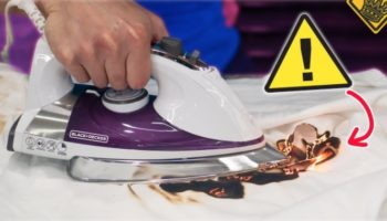 Can An Iron Cause A Fire If You Accidentally Leave It Plugged-In?