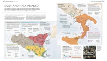 This Collection Of Maps Helps Paint A Vivid Picture Of The Second World War
