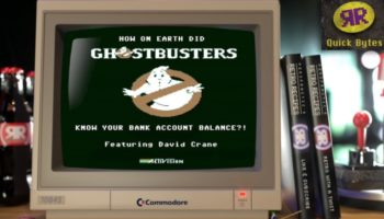 How Was The 'Ghostbusters' Video Game Able To Remember Your Bank Balance?
