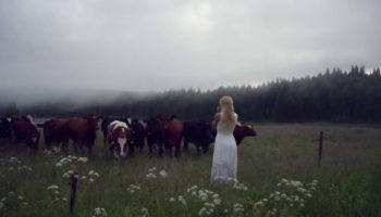 Swedish Woman Performs Enchanting Herding Call That Summons Cows
