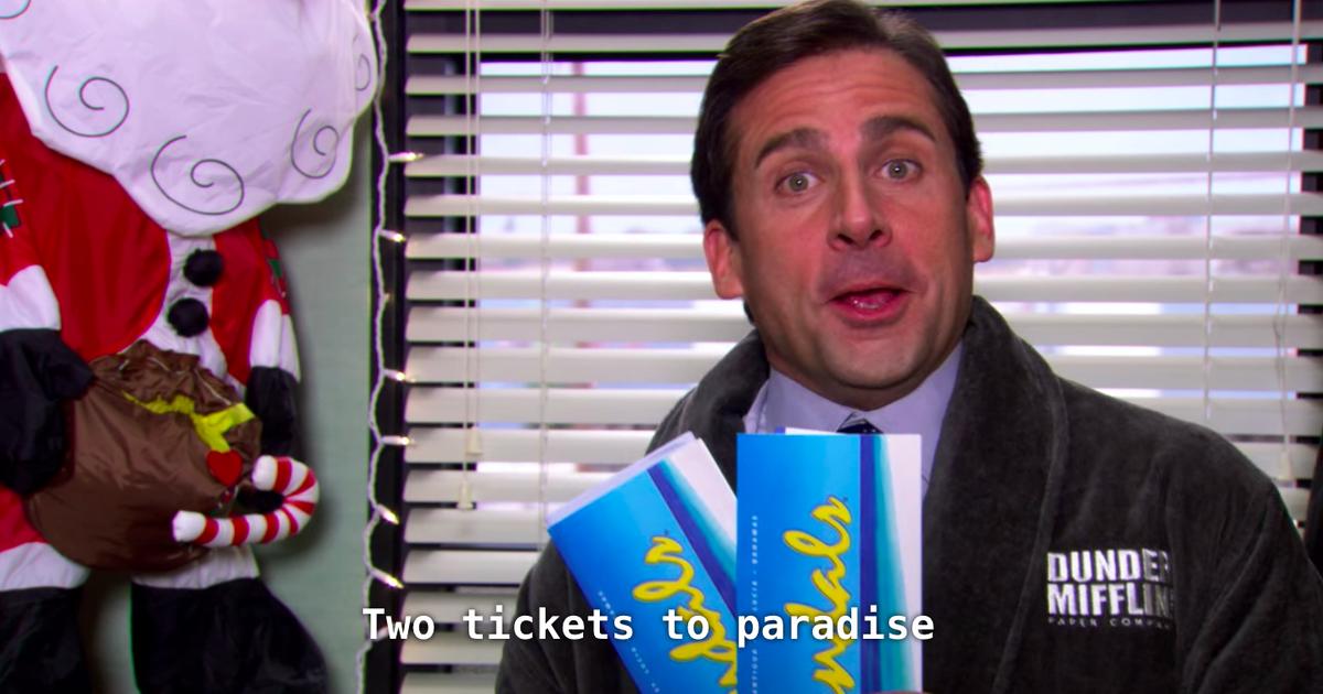 How Michael Scott's Dumb Joke Cost 'The Office' $60,000