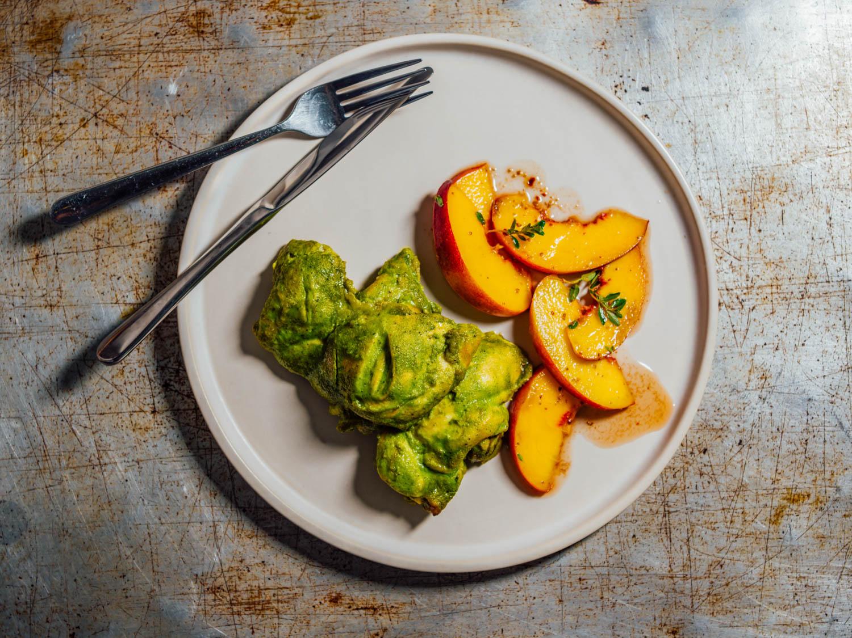 This Fresh Mint-Yogurt Marinade Makes Dinner A Breeze