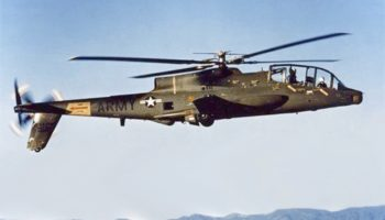 Why The World's Most Sophisticated Military Attack Helicopter Never Made It To The Battlefield