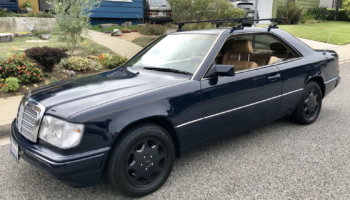 At $6,500, Is This 1993 Mercedes 300CE A Coupé You Might Cop?