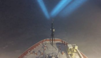 This 4K Time Lapse Of A Woman's Two-Month Voyage Through Antarctica On An Ice Breaker Is Breathtaking
