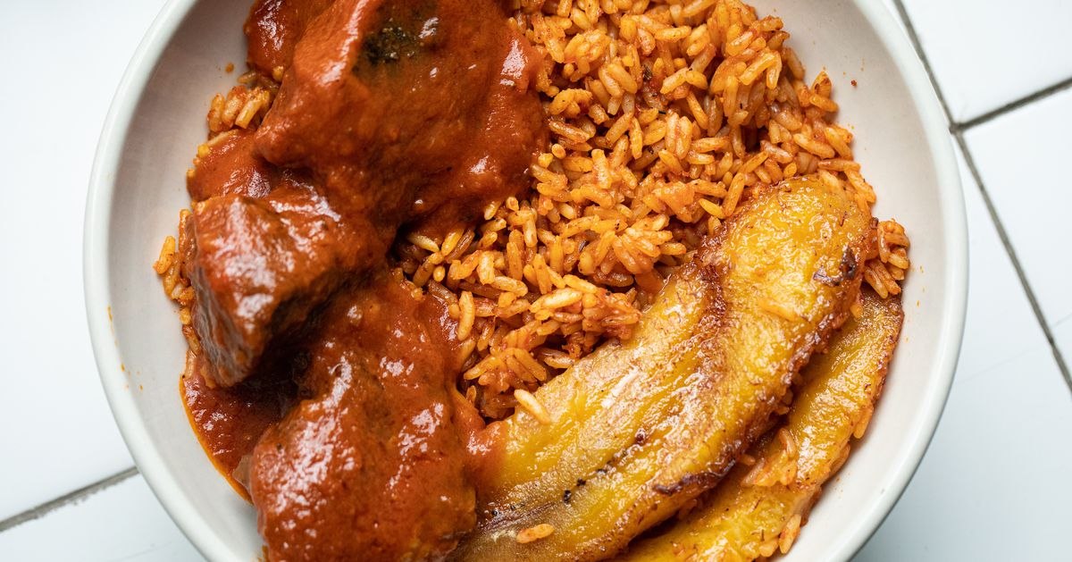 The Jollof Wars