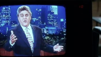 Someone Made A Supercut Of Characters From Movies Cringing At Jay Leno Making Jokes About Them