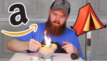 Guy Tests Out Whether Survival Gear You Can Purchase On Amazon Actually Works