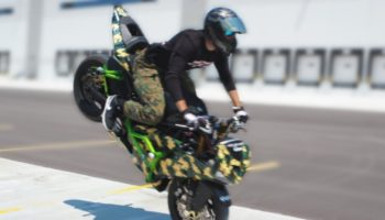 Guy Rigs Up Stunt Bike Tricks With High-Speed Cameras In 4K, And The Results Are Spectacular