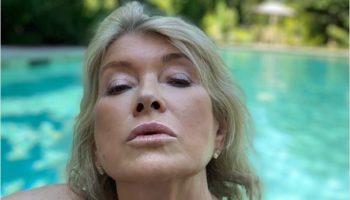 Reading Martha Stewart's Lips