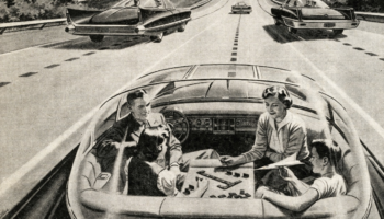 The 100-Year History Of Self-Driving Cars