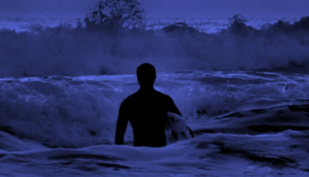 I Once Lived For Danger. Night Surfing Scared Me Straight