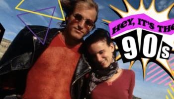 What We Meant When We Said 'Hey, It's The '90s'