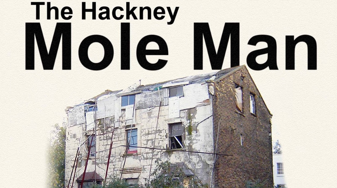 How A `Mole Man` Dug A Series Of...