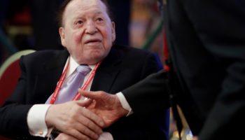 Trump Antagonizes GOP Megadonor Sheldon Adelson In Heated Phone Call