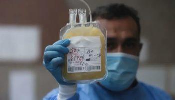 Convalescent Plasma Is Looking Like A Coronavirus Success Story