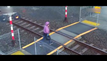 This New Zealand Rail Safety Video Raises Awareness In The Most Unsettling Way