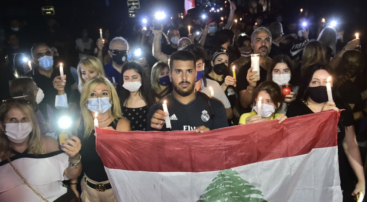 Lebanon's Entire Government Just Resigned Over Beirut Explosion