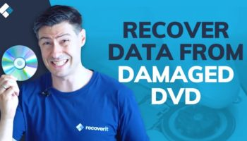 Here's How To Recover Data From A Damaged CD/DVD