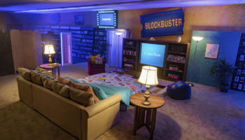 The World's Last Blockbuster Is Now An Airbnb And It Looks Downright Cozy