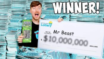 YouTuber Spends A Million Dollars On Lottery Tickets And Ends Up Winning An Absurd Prize